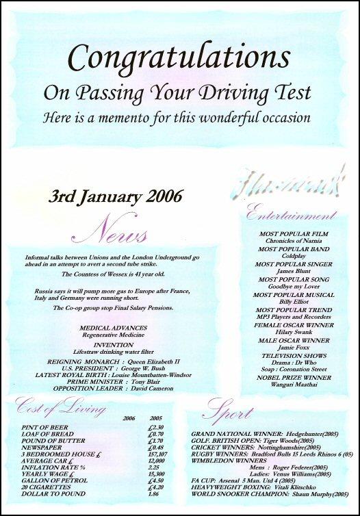 FLASHBACK - Congratulations Certificate - congratulations certificate