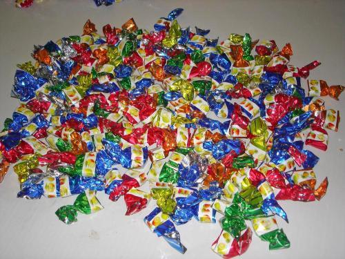 Caramelo frutal