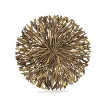 WALL DECOR - DRIFTWOOD ROUND NATURAL 55CM - Daydream ...