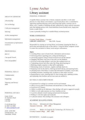 legal assistant cv