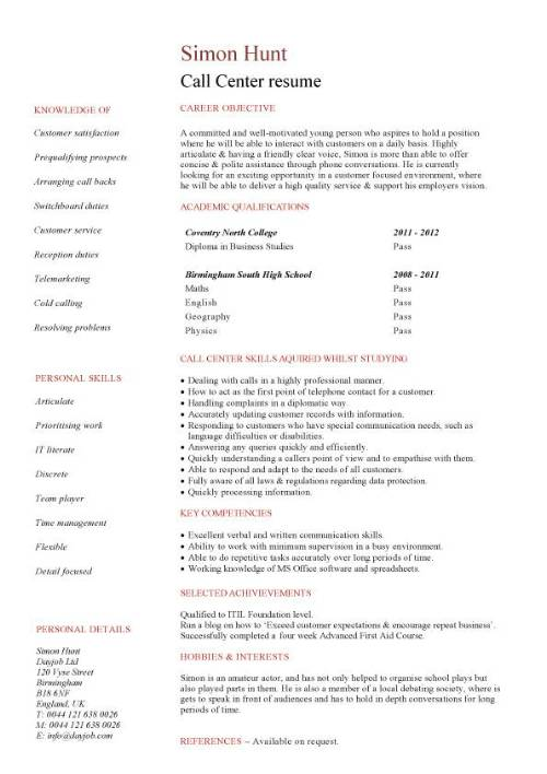 have resume professionally written
