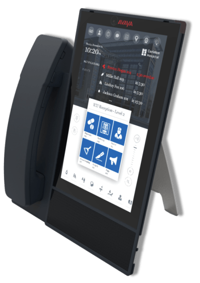 AVAYA vantage device transforms desktop communication ...
