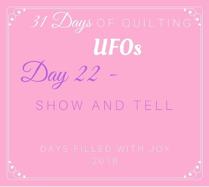 Day 22 – Show and Tell & FNSI