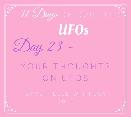 Day 24 – Your Thoughts on UFOs