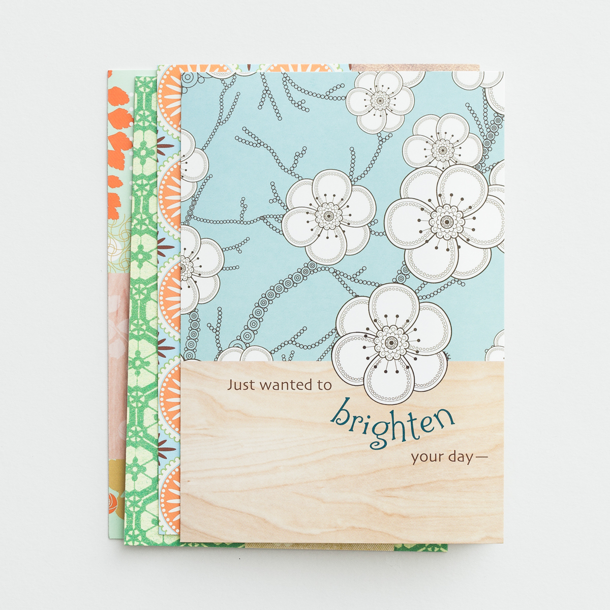 Thinking of You - Joyful Thoughts - 12 Boxed Cards