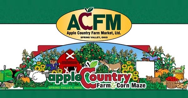 Corn Maze Adventure  Fall Fun At Apple Country Farm Market