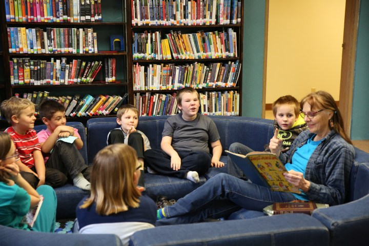 Reader Theater - Children's Library