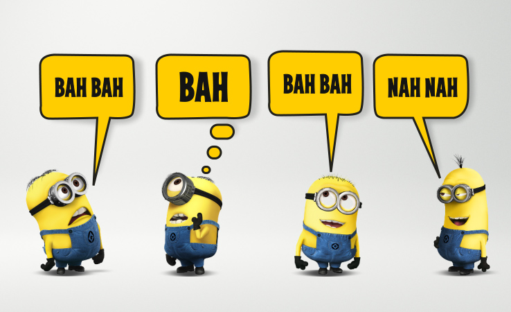 Cute Minions Wallpaper Minions Language Is Back Again With Launch Of Despicable Me 3