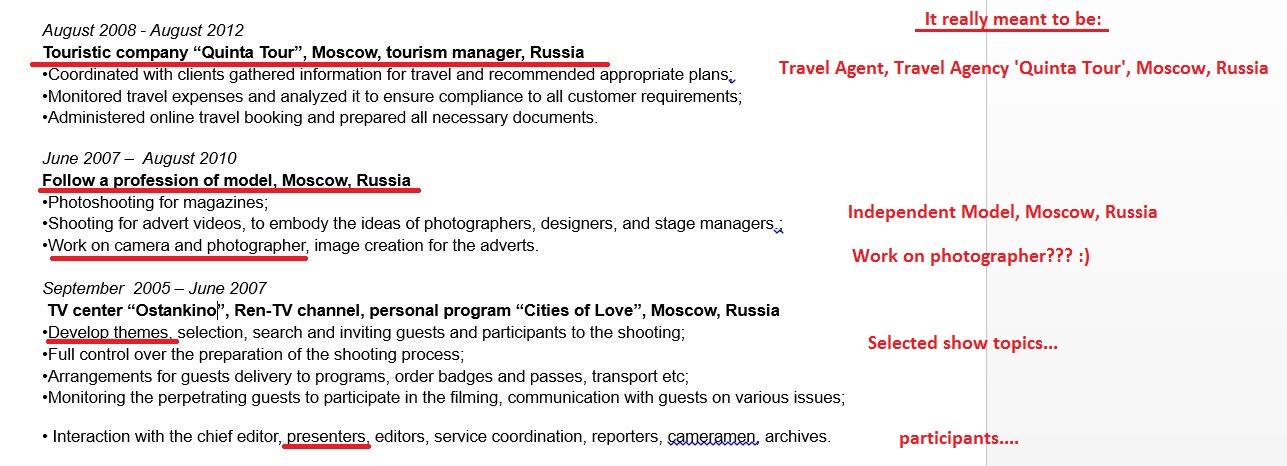 The Risks of Hiring an Unprofessional Translation Agency - resume translation
