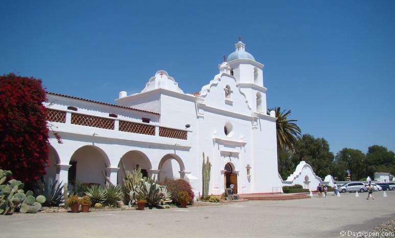 Mission San Luis Rey de Francia Oceanside Day Trip