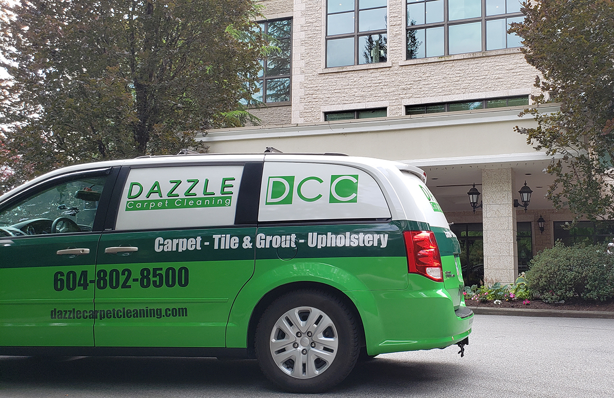 New Westminster Carpet Cleaning Dazzle Carpet Cleaning