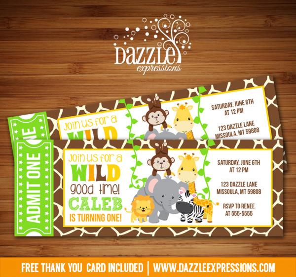 make custom invitations free
