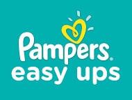 Pampers Easy Ups Logo Rev