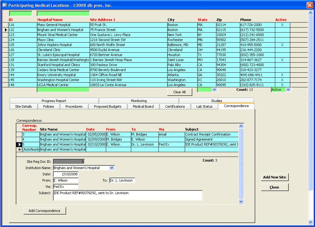 microsoft access work order database