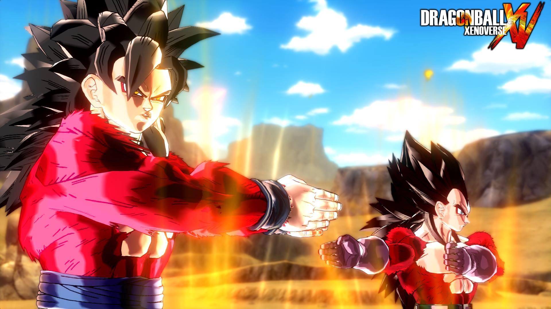 Gohan Wallpaper 3d Dragon Ball Xenoverse Le 2nd Dlc En Images