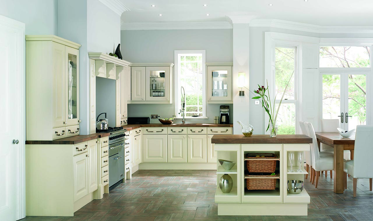 New England Country Style Kitchen Dbk Designs