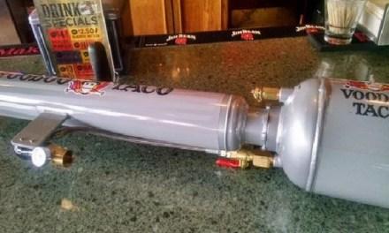 Taco Cannons  To Be Used At Nebraska Omaha Maverick's Games (PHOTO)