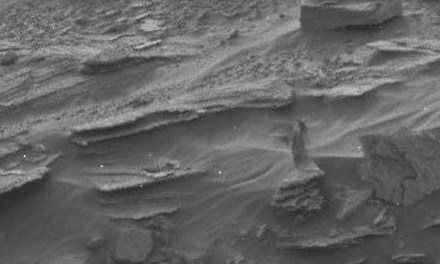 woman on mars:  Did Mars Rover Find A Woman On Mars?