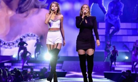 Leona Lewis And Taylor Swift Sing Duet (VIDEO)