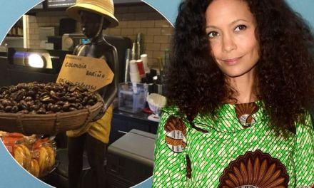 Thandie Newton:  Starbucks Apologizes For Display