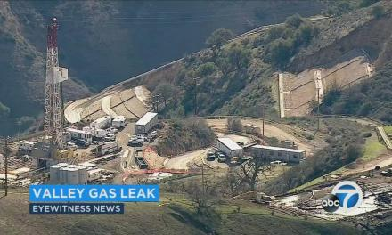 Porter Ranch gas leak task force assembled