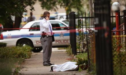 49 People Shot In Chicago During Weekend Shootings