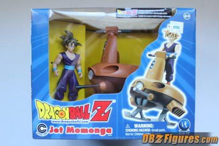 Dragon Ball Z Jet Momonga