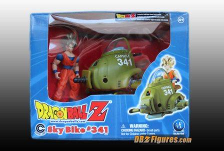 Dragon Ball Z Sky Bike 341