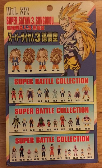 Super Battle Collection Vol. 32 - Super Saiyan 3 Son Gokou