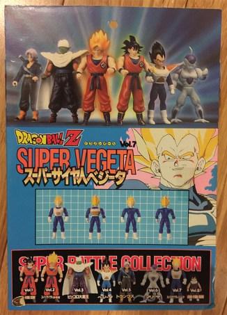 Super Battle Collection Vol. 7 - Super Saiyan Vegeta