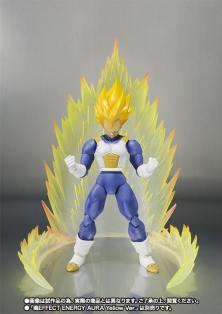 SH Figuarts Advanced Color Super Saiyan Vegeta