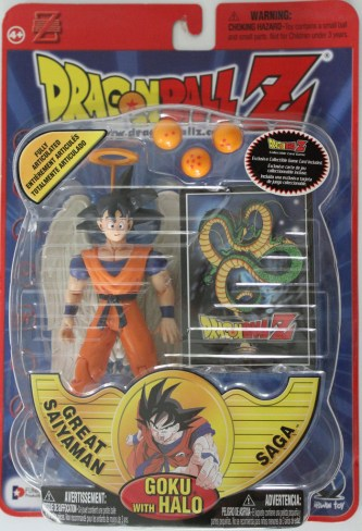 Irwin Super Articulate Goku Series 8