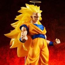 X-Plus Super Saiyan 3 Goku