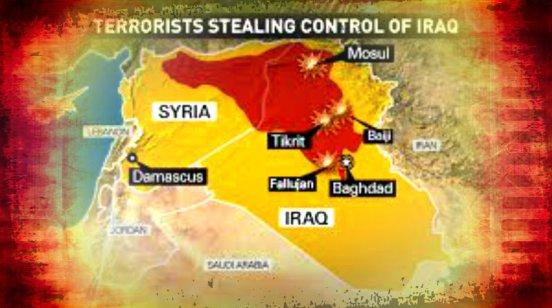 the fall of iraq