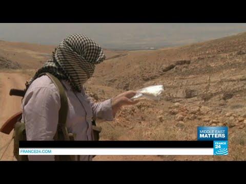 captagon jihadist drug
