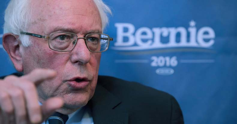 Bernie Sanders threatened with loss of Senate committee position if he didn't endorse Hillary