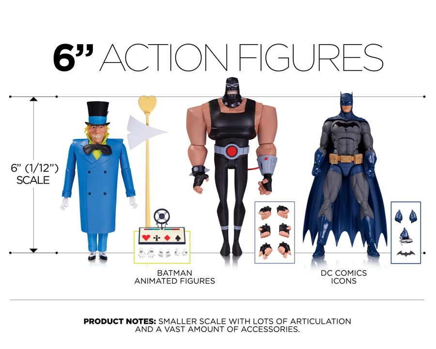 DC Collectibles 101 Who Says Size Doesn\u0027t Matter? DC