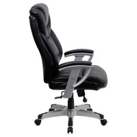 Hercules Series Big and Tall Leather Executive Office ...
