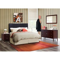 Salem 4 Piece Bedroom Set | DCG Stores