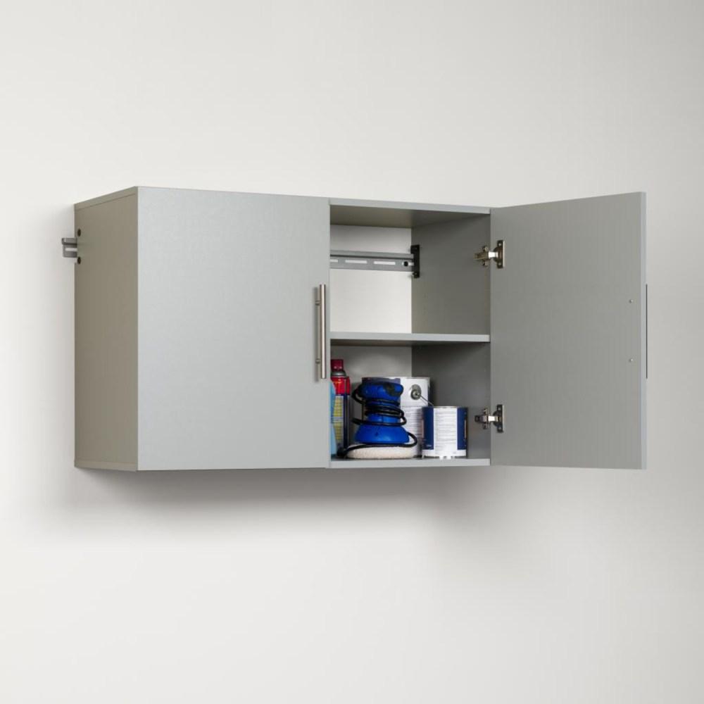 HangUps 36 Inch Upper Storage Cabinet