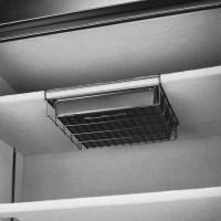 Under Shelf Vault / Gun Safe Drawer - Black Tray | DCG Stores