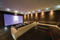 Media Room Lighting | Lighting Ideas