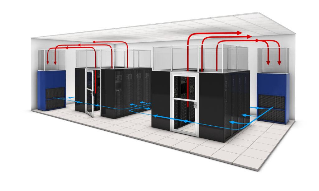 Air Flow Containment Dcim Pro