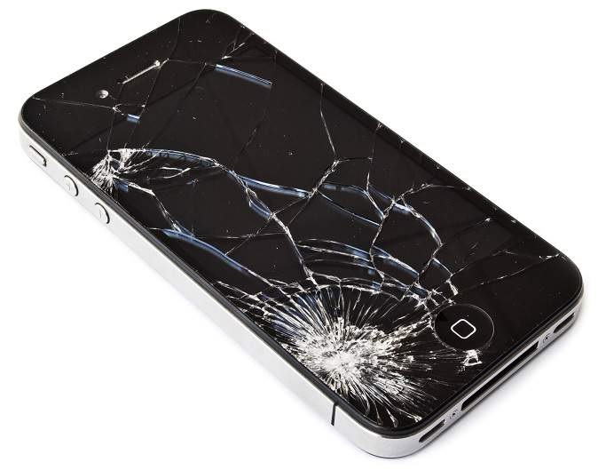 Broken iPhone screens are a headache, but they can usually be fixed.
