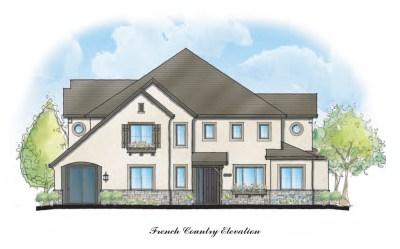 Pinwheel Mansion Homes