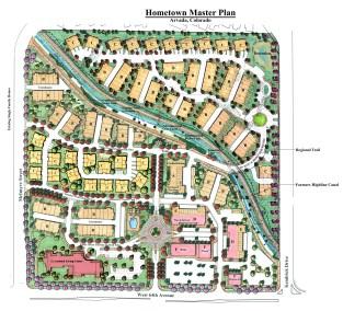 HomeTown Sketch Plan