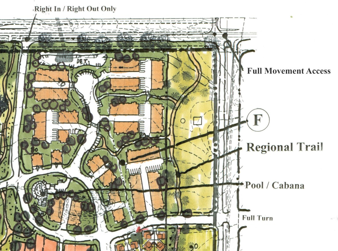 Murphy Creek Sketch Plan Townhomes