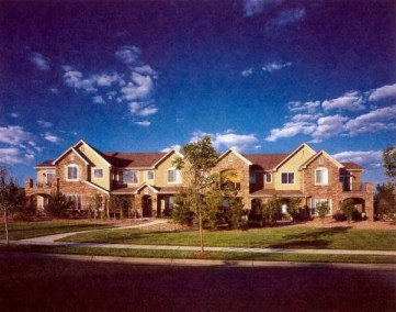Townhomes - Elevation