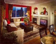 Townhomes - Living Room