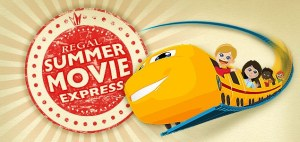 Regal Summer Movie Express 2015 @ Participating Regal Theatres